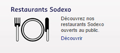 Restaurants Sodexo