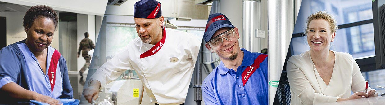 Find your way among the Professions at Sodexo